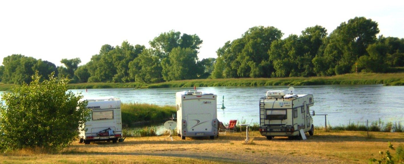 Campingplatz Magdeburg ,...