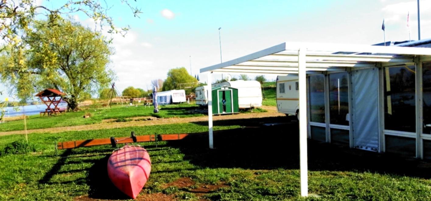 Campingplatz Magdeburg ,-