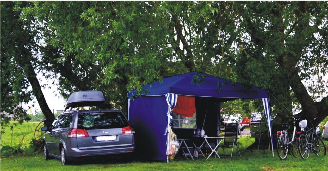Campingplatz Magdeburg +