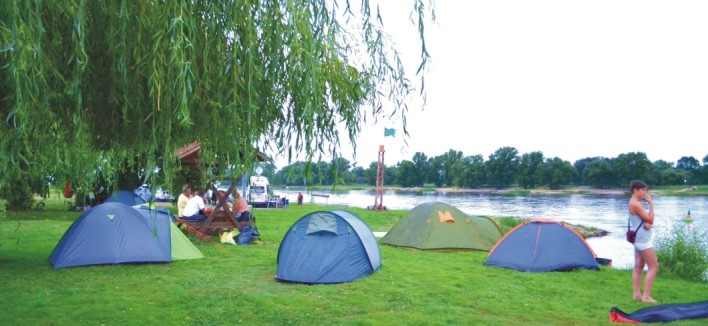 Campingplatz Magdeburg ´