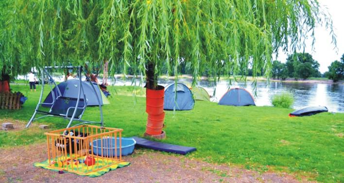 Campingplatz Magdeburg ´`
